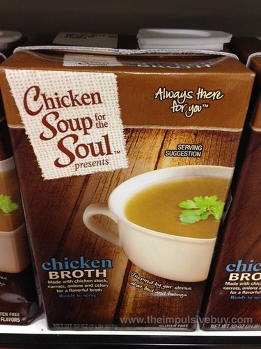 Chicken Soup for the Soul Presents Chicken Broth