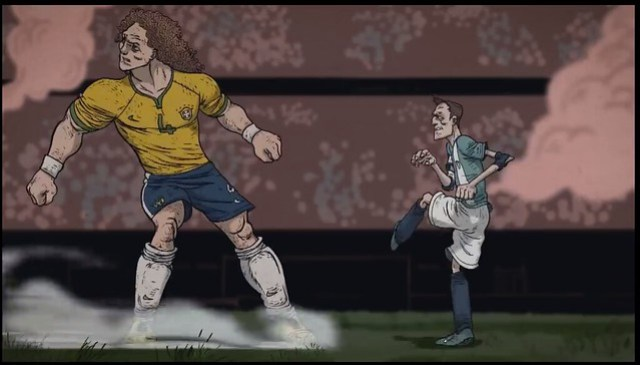 Brésil nike 3