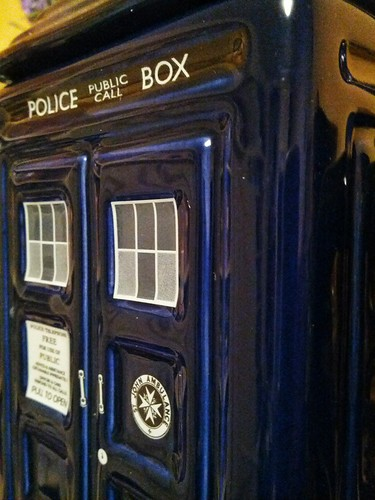 Our Little TARDIS