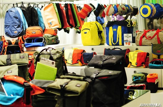 Crumpler accessories and bags are now available in EDSA Shangri-La Plaza.