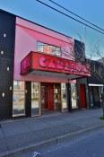 Main St. Exterior | The Fox Cabaret