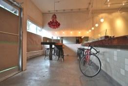 Greenhorn Cafe Under Construction