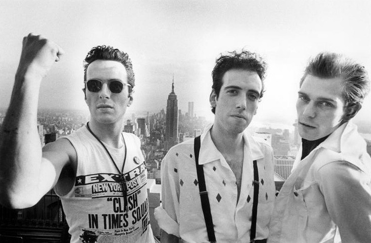 The Clash In New York