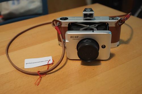 Belair X 6-12 + Gordy's Camera Strap FTW