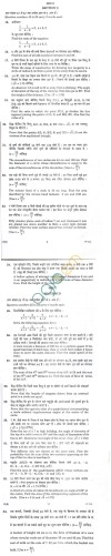 CBSE Sample Paper for Class X Mathematics for Blind Candidates   SA2   2014