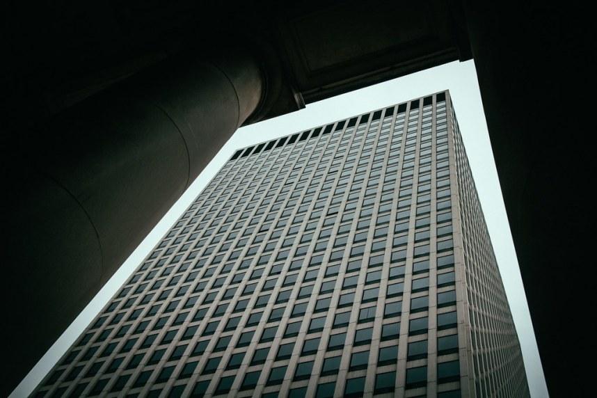 Chicago: Framed Spire