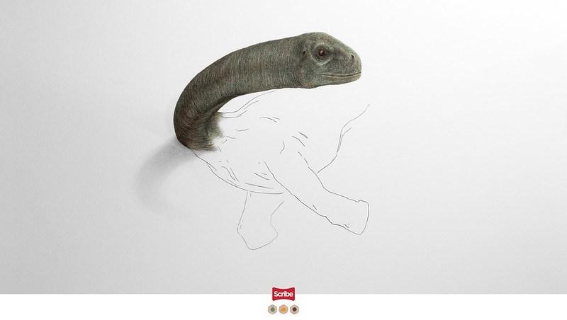 Scribe - Dinosaur
