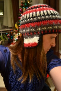 FO: Canes earflap hat