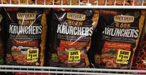 Snyder's of Hanover Korn Krunchers