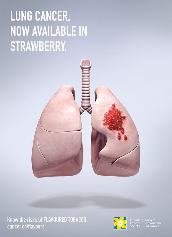 Canadian Cancer Society - Strawberry