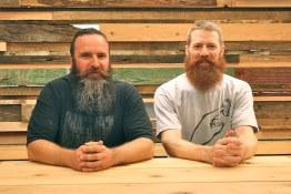 Brassneck Co-founders: Nigel Springthorpe & Conrad Gmoser