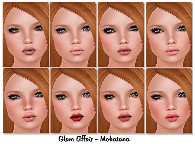 Glam Affair - Mokatana (collabor88)
