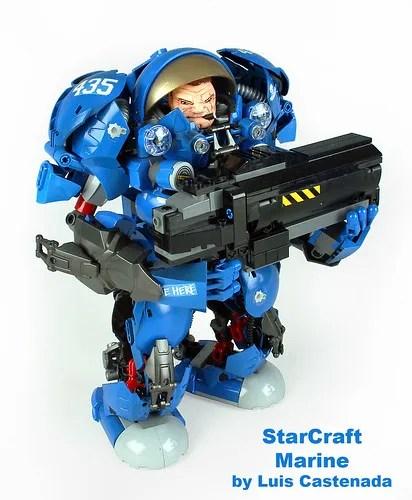 Starcraft-Marine