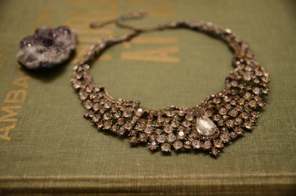 How to Make a Necklace Look Vintage