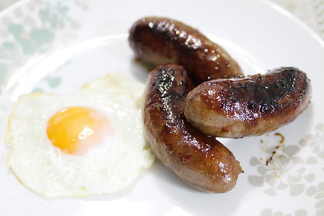 Food Find: Filipino Longganisa