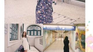 [穿搭] 來自AROMA的秘密芳香。香港穿搭系列
