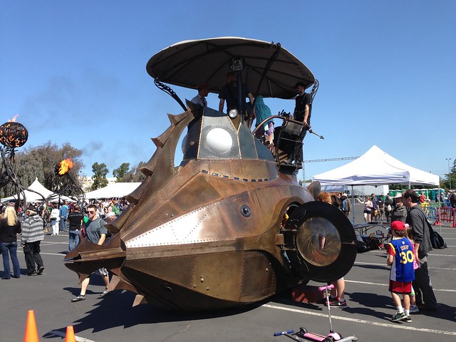 Maker Faire<br /><br /><br /><br /> SF