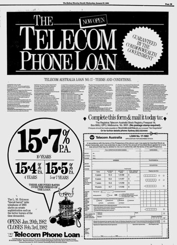 """The Telecom Phone Loan"" No. 17"
