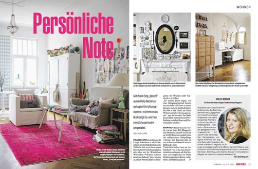 Kurier newspaper, July 20, 2013, AUSTRIA