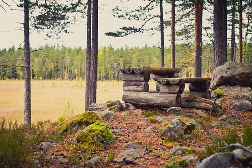 Nakkanitti - resting place