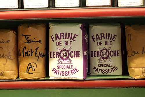French white flour