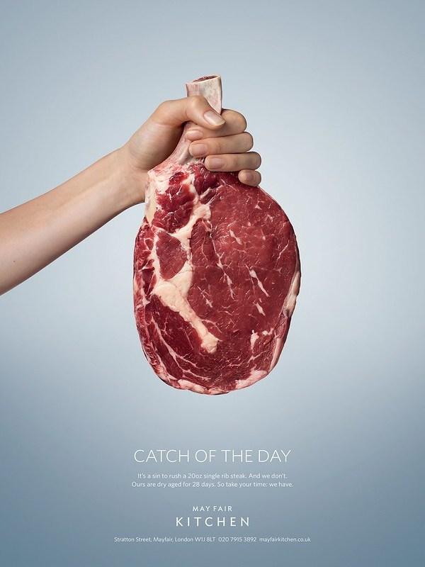 May Fair Kitchen - Steak