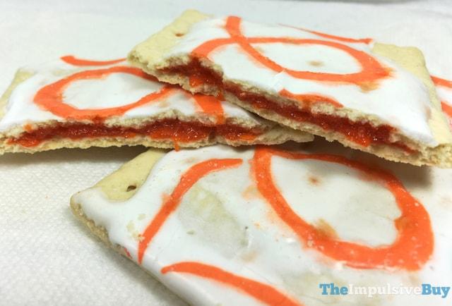 Kellogg's Frosted Crush Orange Pop-Tarts 2