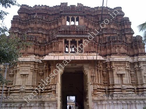 Pundarikaashan Temple at Thiruvellarai