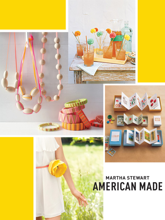 Martha Stewart American Made: Vote!
