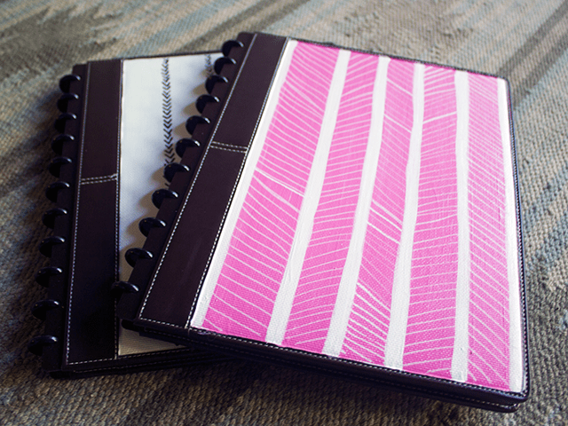 DIY Painted Planner