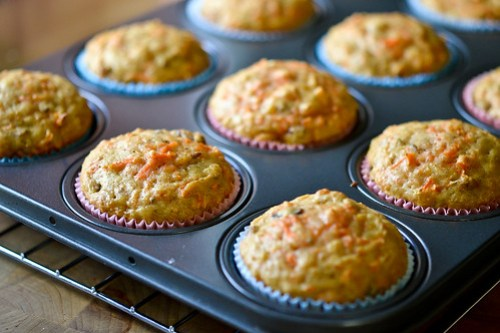 Carrot Cake Muffins-8