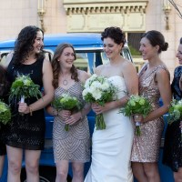 Who pays for bridesmaids' dresses?