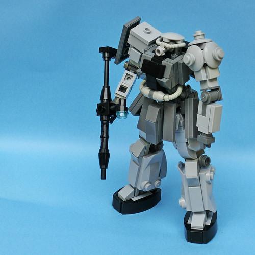 LEGO MS-06F ZAKU II