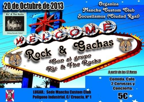 Rock & Gachas