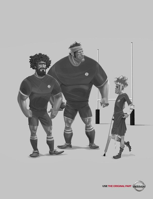 Nissan Rugby