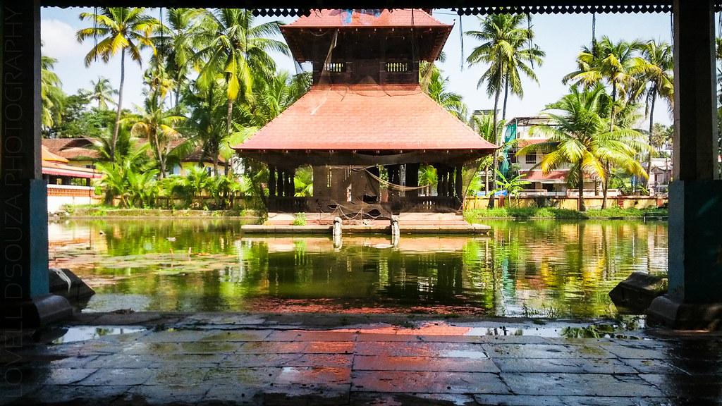 Thirumala Devaswom Temple Pond, Fort Kochi