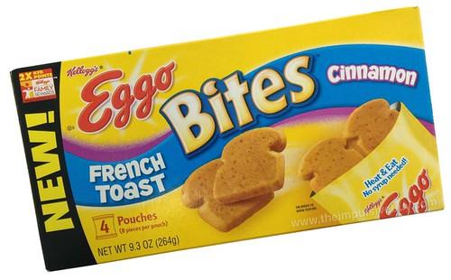 Kellogg's Eggo Cinnamon French Toast Bites