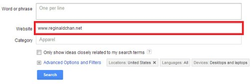 Google Keyword Tool provides a deep insight of your competitors Google Adwords campaign