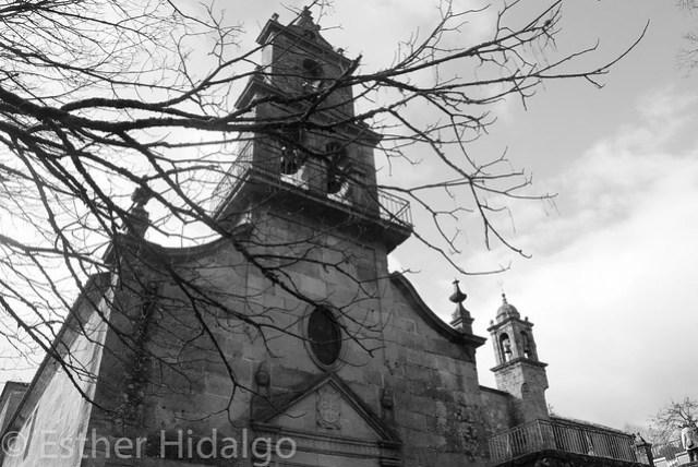 Iglesia Virgen del Portal, Ribadavia