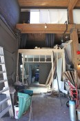 New refrigeration/storage section being added for Postmark Brewing