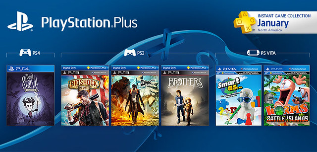 PlayStation Plus January 2014 Preview