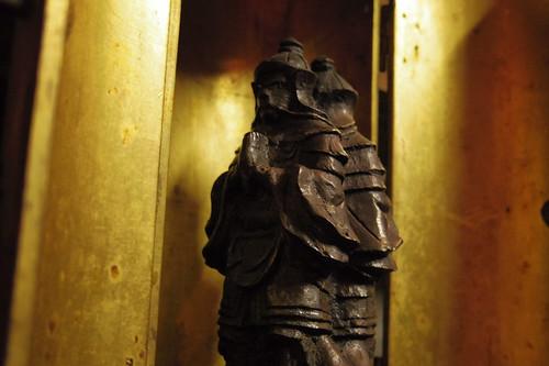 安禅寺の双身毘沙門天