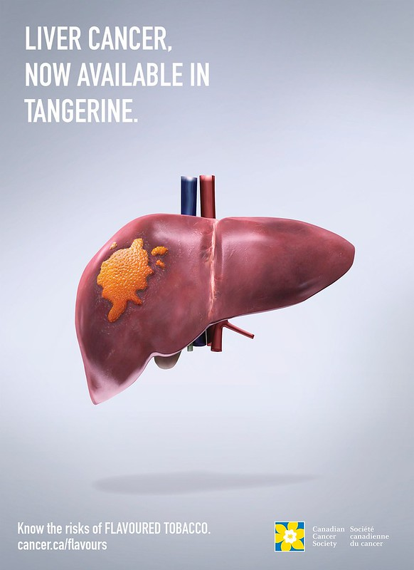 Canadian Cancer Society - Tangerine