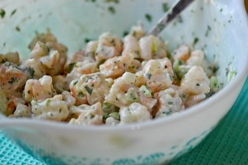 Shrimp Salad Sandwiches-6
