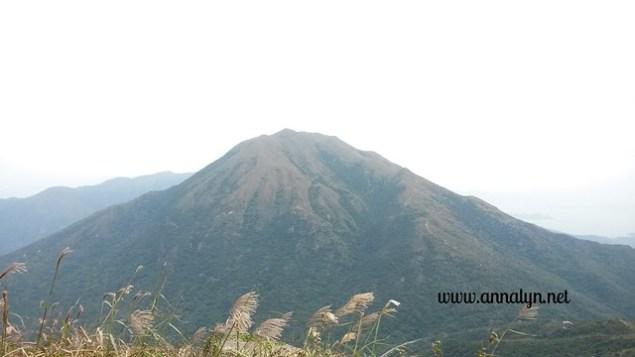 Road to Lantau Peak