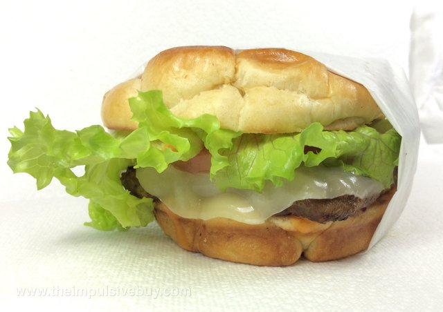 Jack in the Box Classic Buttery Jack