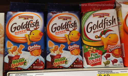 Pepperidge Farm Goldfish Holiday