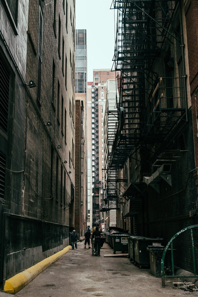 Chicago: Back Alley Infrastructure