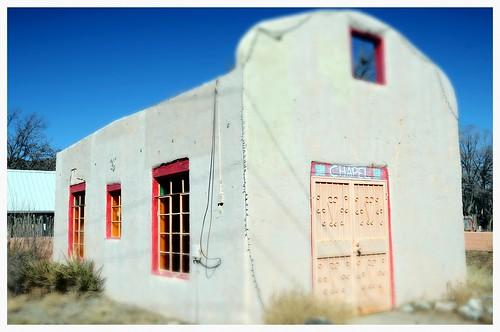 Chapel Ojo Caliente New Mexico NM Santa Cruz Church DSC_7089x by Dallas Texas Photographer David Kozlowski