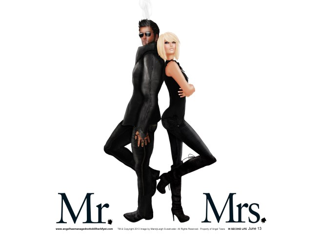 Mr and Mrs in SL